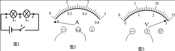 八年级物理串联电路中电压的规律